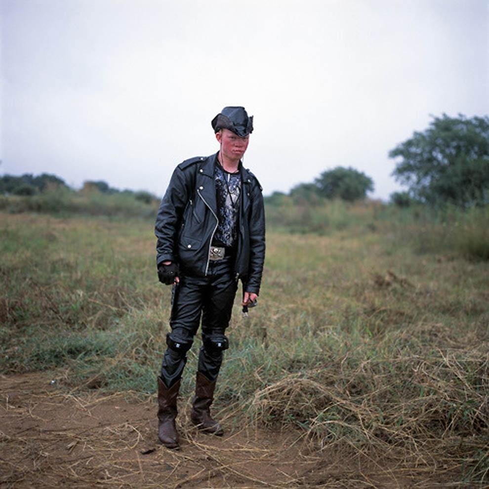 166 TRUE BLACK METAL из Ботсваны