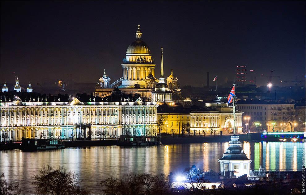 1689 Высотный Санкт Петербург