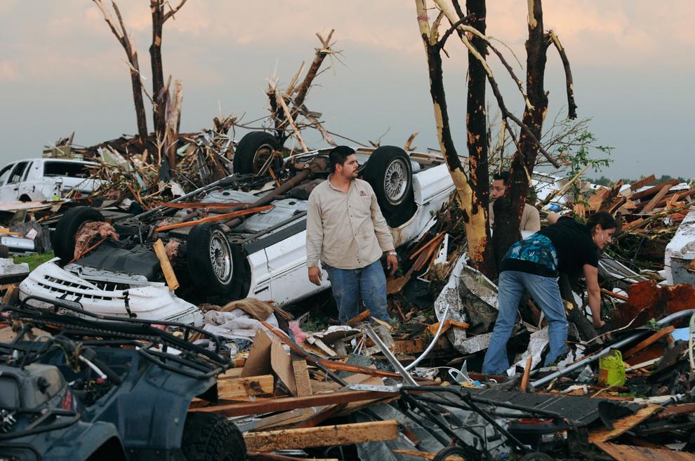 1705 Новый торнадо в США
