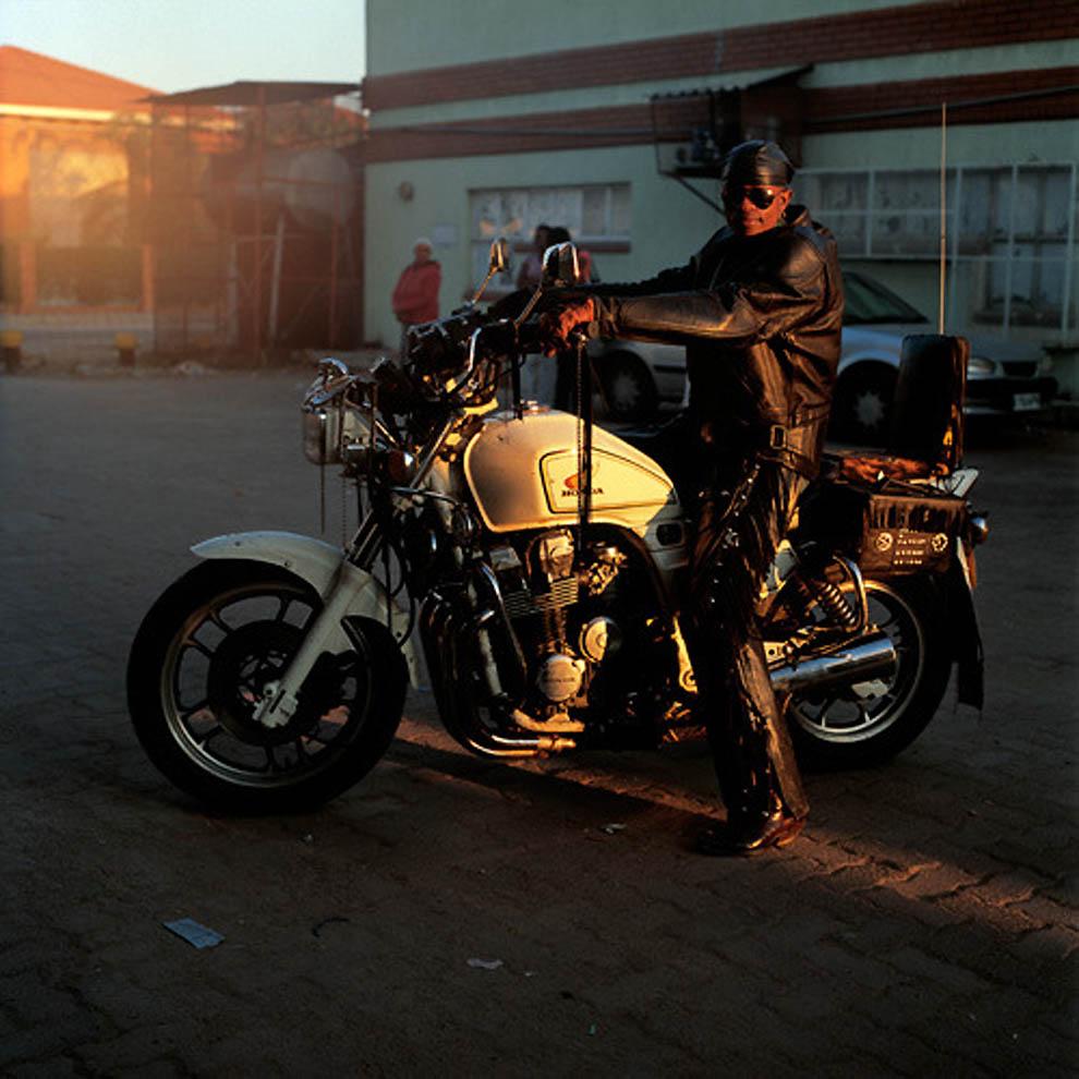 185 TRUE BLACK METAL из Ботсваны