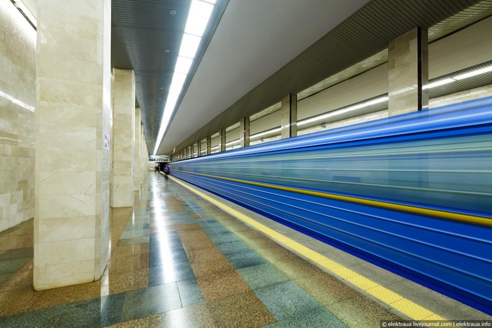 Картинки киевское метро