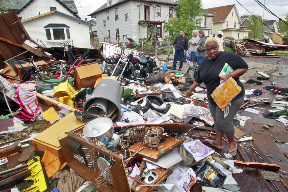 20102 Новый торнадо в США