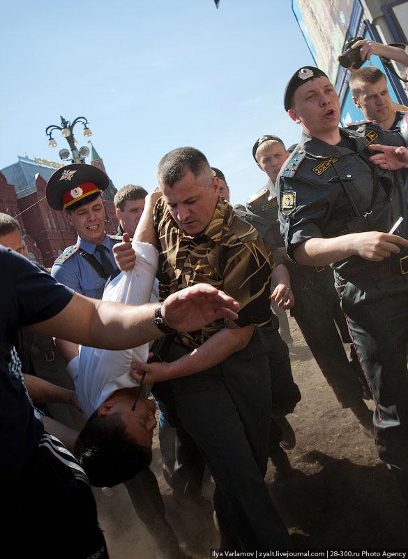 20129 Несостоявшийся гей парад в Москве
