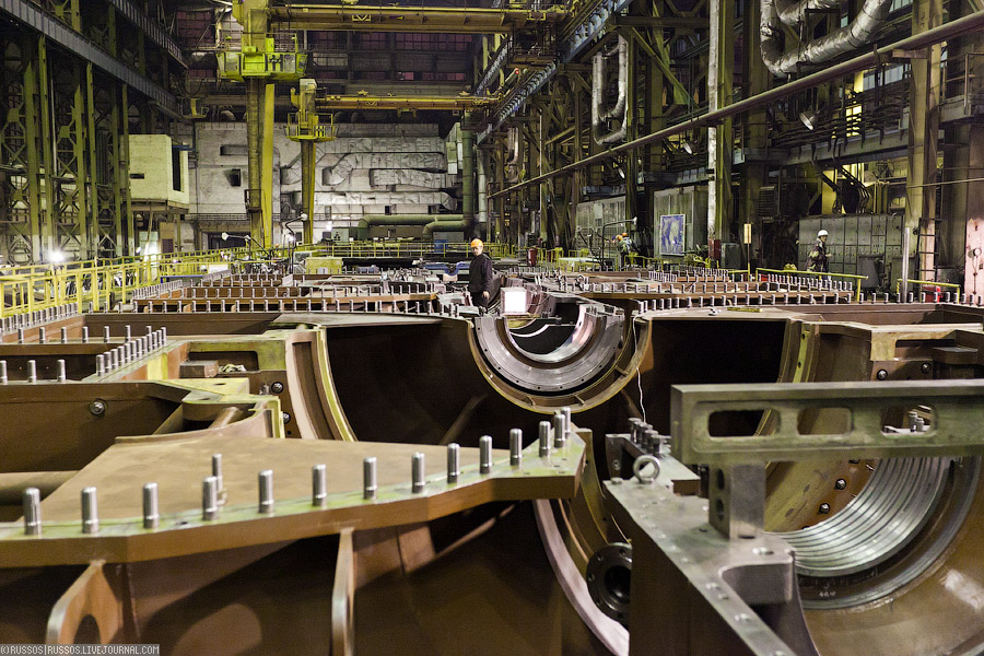 Большим деталям — Большой завод
