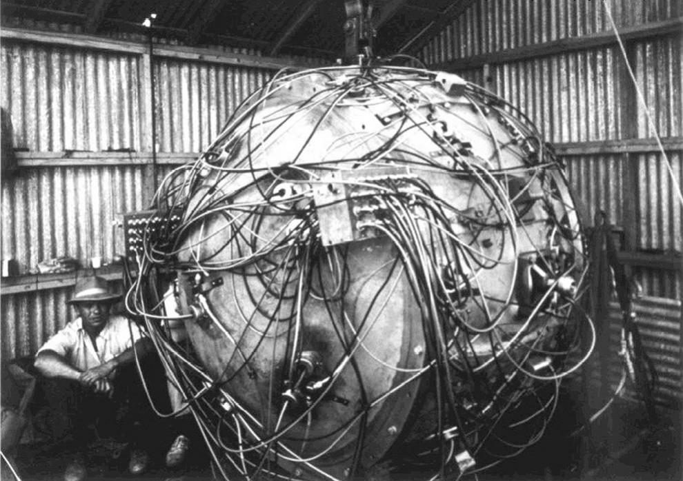 Атомная бомба своими руками?  Мы увидим насколько это легко - сделать атомное устройство в домашних условиях...