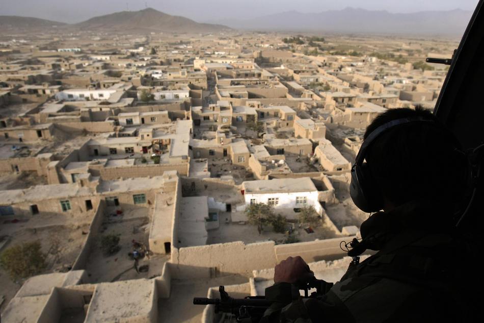 Афганистан вид сверху (часть 1)
