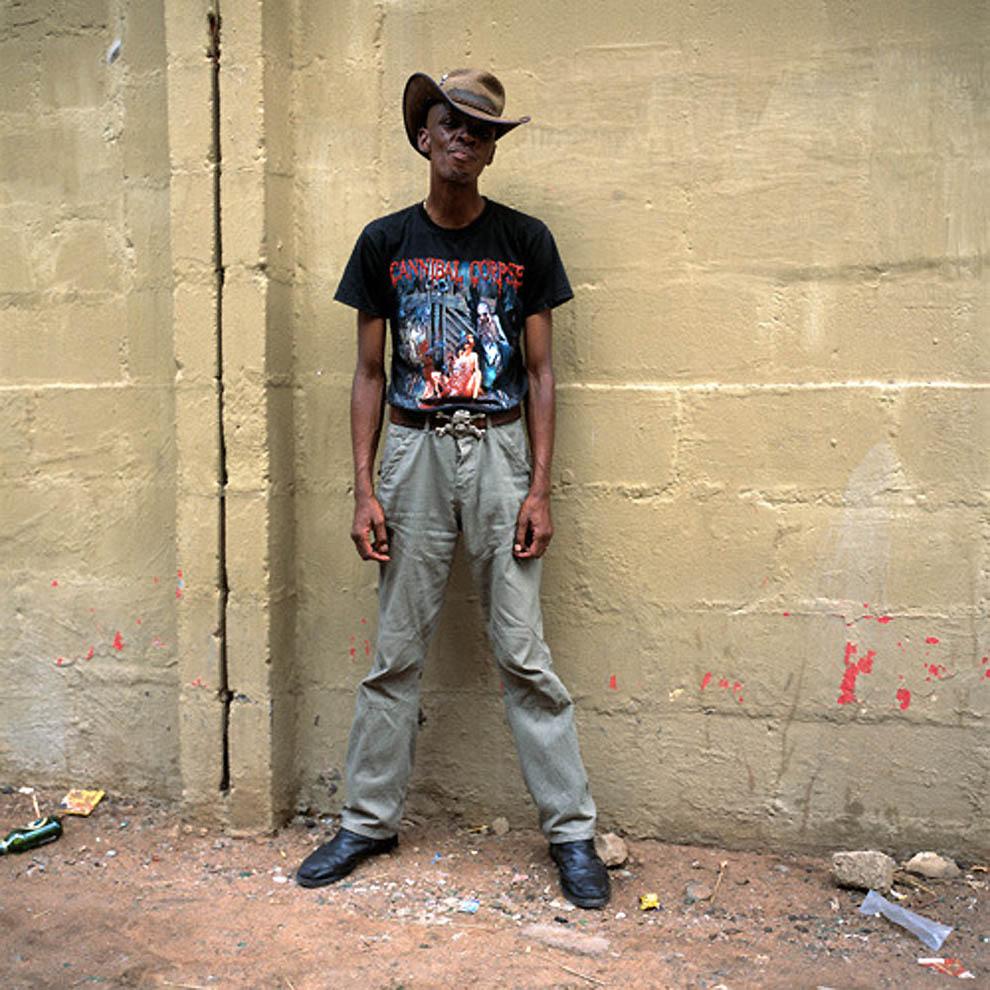 218 TRUE BLACK METAL из Ботсваны