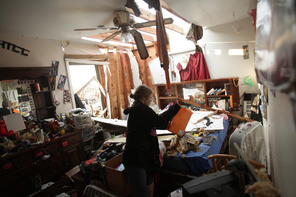 22115 Новый торнадо в США