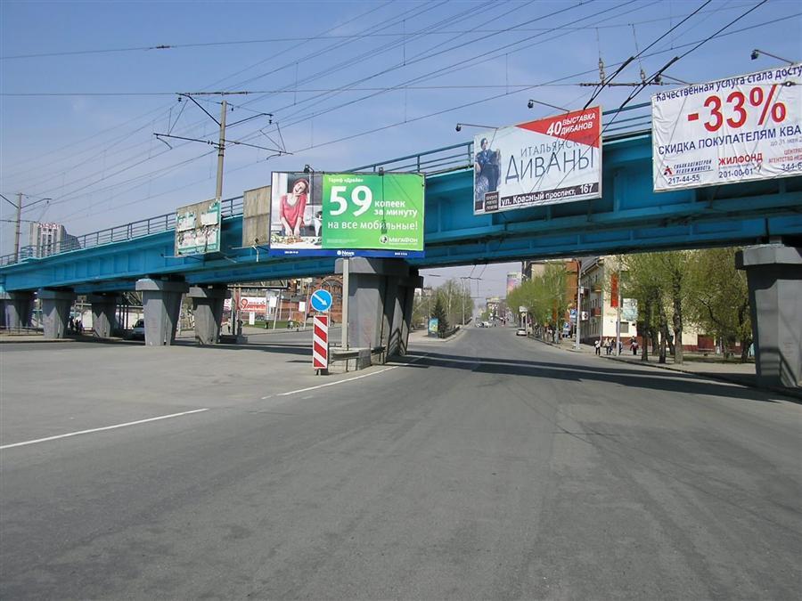 Новосибирск старый – Новосибирск новый (часть I)