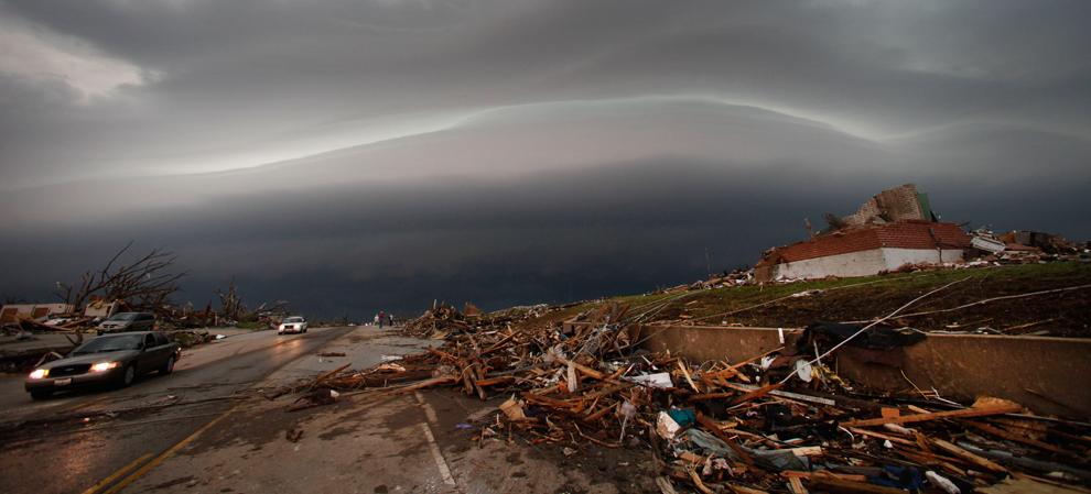 2405 Новый торнадо в США