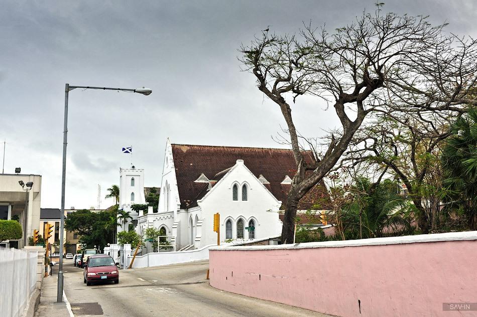 Багамы. Другая сторона