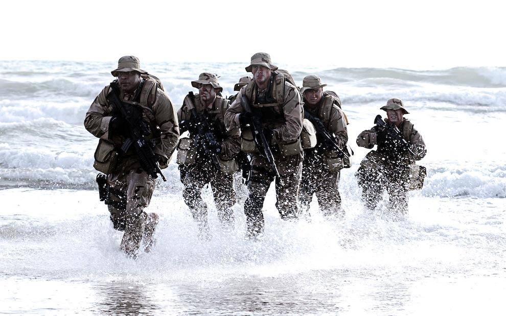 "Detasemen ""Navy SEAL"", satu hit - kekalahan!"