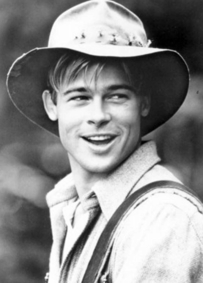 2600 Dimana untuk mengagumi Brad Pitt?
