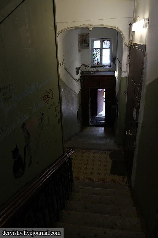 Экскурсия к обитателям «нехорошей квартиры» Булгакова
