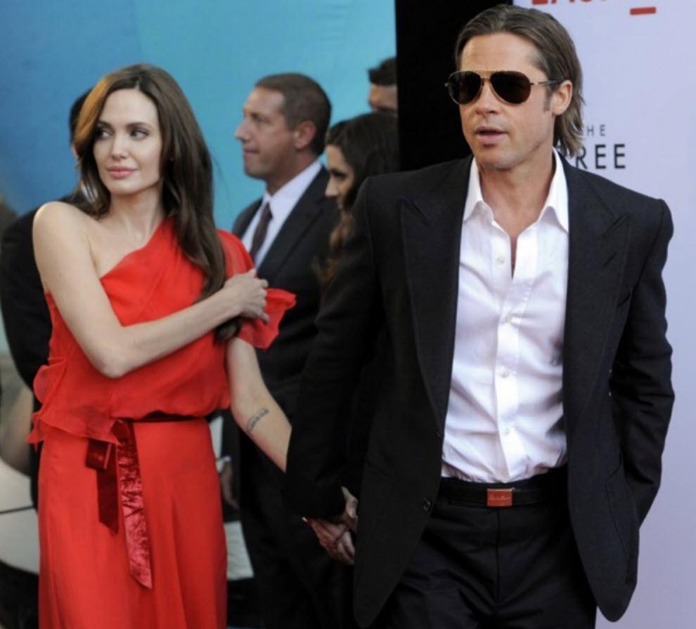 2690 Dimana untuk mengagumi Brad Pitt?