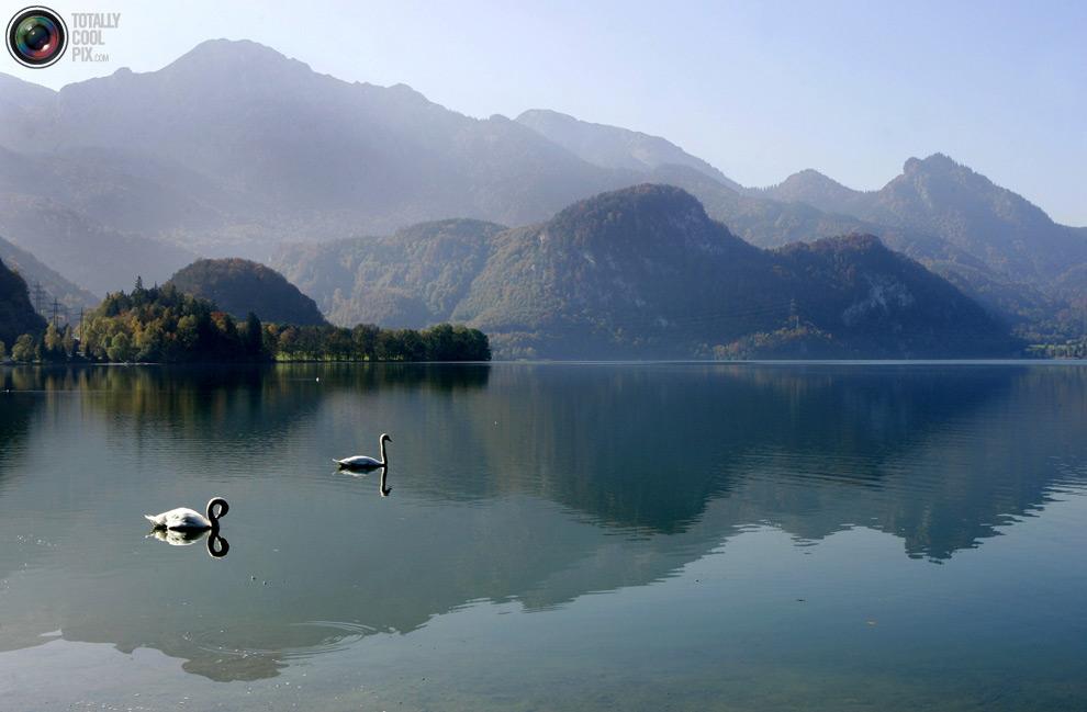 Самые красивые пейзажи