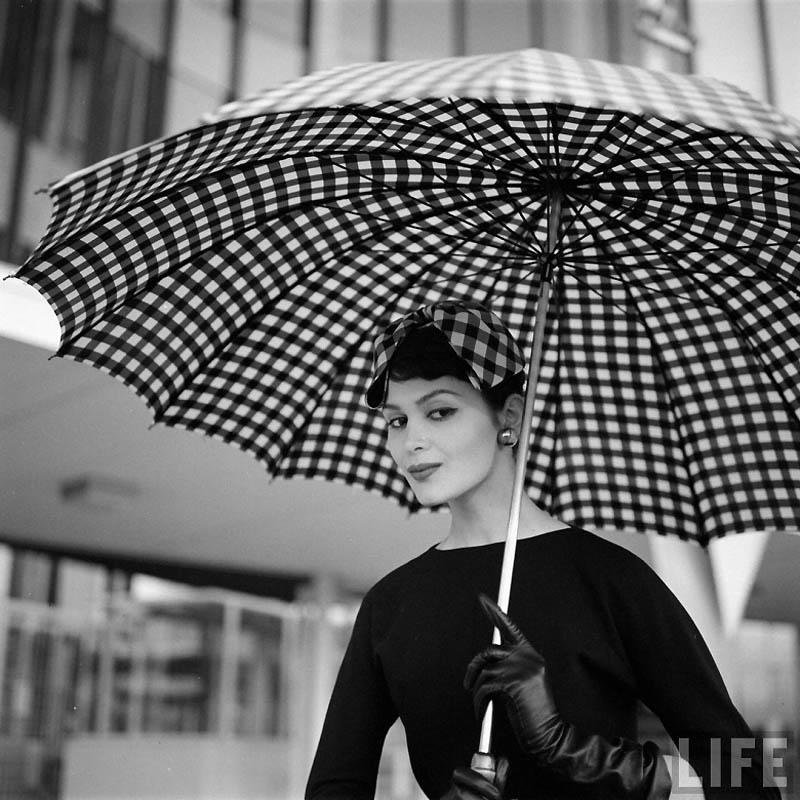 3196 Ускользающая женственность: фотограф Nina Leen (Нина Лин)