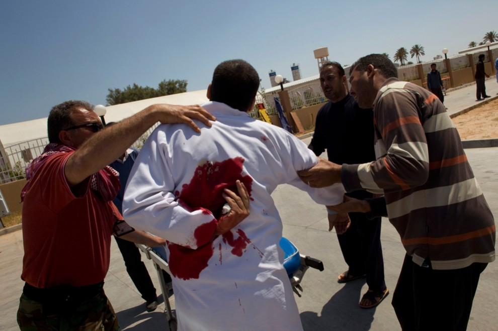3650 990x659 Три месяца войны в Ливии