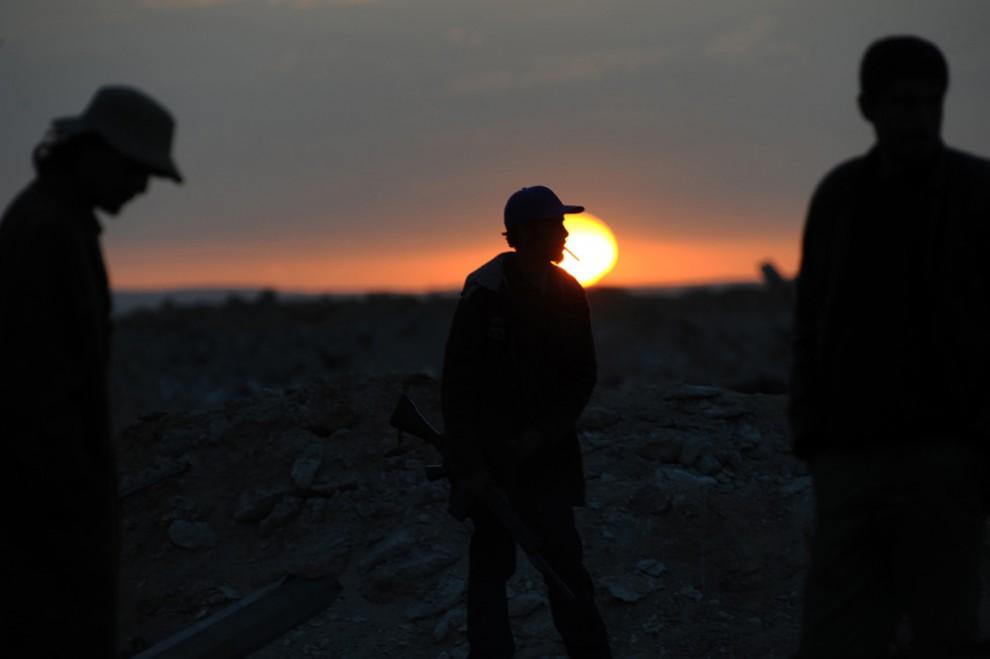 3840 990x659 Три месяца войны в Ливии