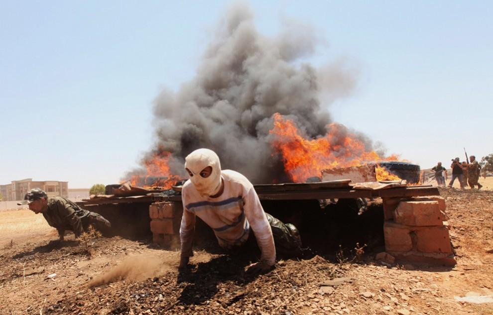 41106 990x633 Три месяца войны в Ливии
