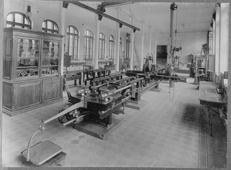 Фотоэкскурсия по Харьковскому технологическому институту императора Александра III(в дополнение)
