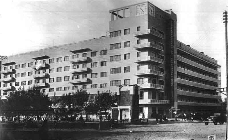 Старый и новый Новосибирск, часть 1.