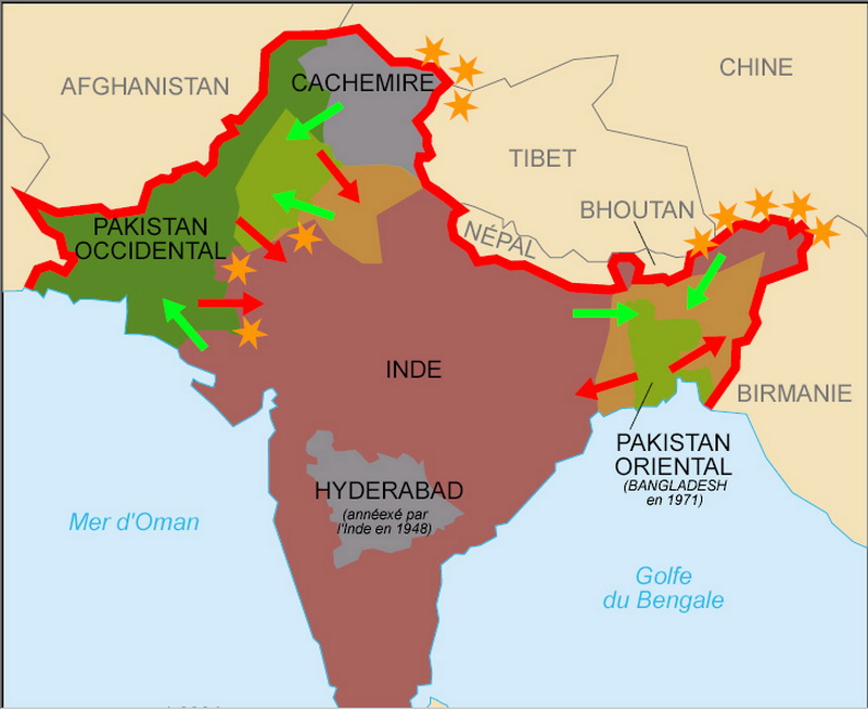 a comparison of the five institutions between the mongols and the pakistans