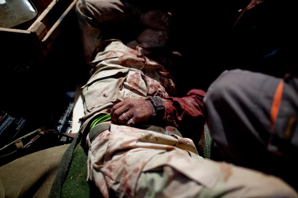 4333 990x659 Три месяца войны в Ливии