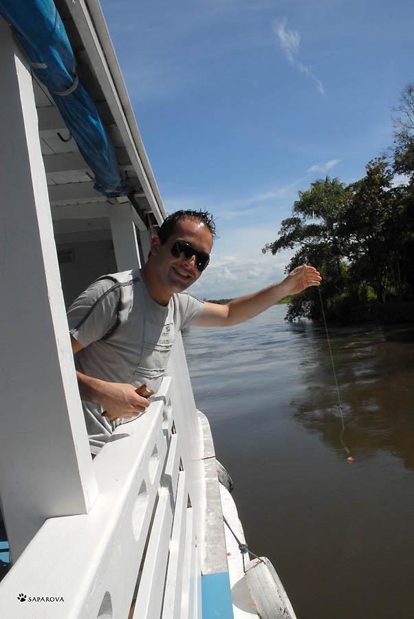 Другая Бразилия. Амазония