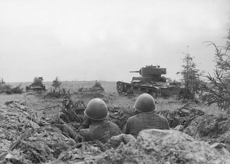1941 год в черно-белых фотографиях 22 июня 1941 года началась Великая Отечественная война.  О том, каким был первый...
