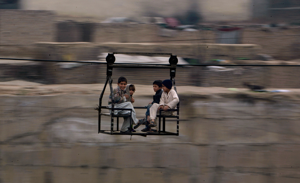 Сцены из Пакистан