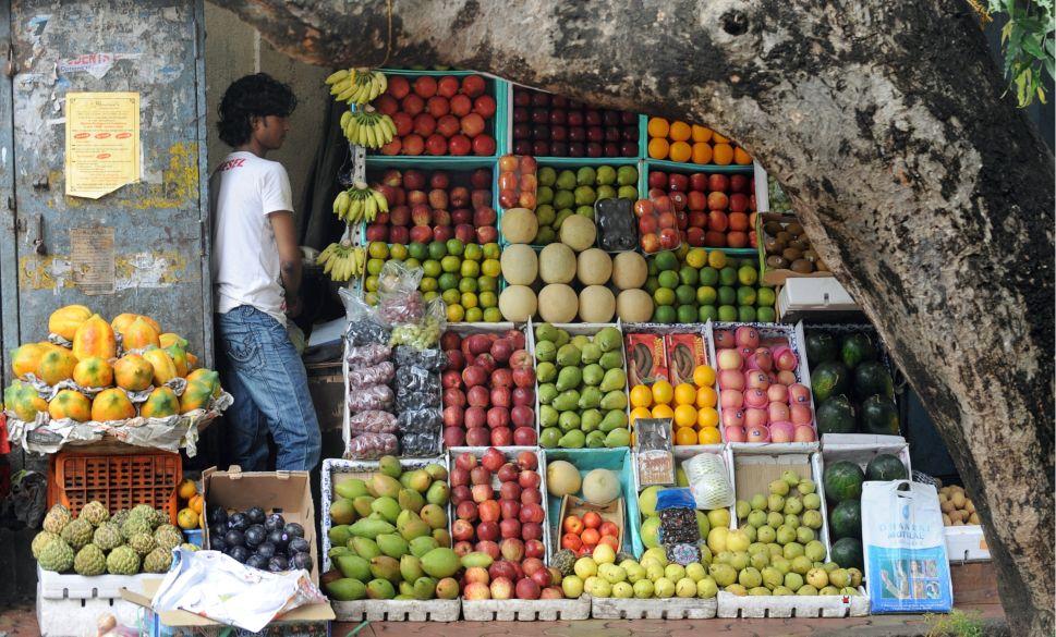 Уличные торговцы со всего света