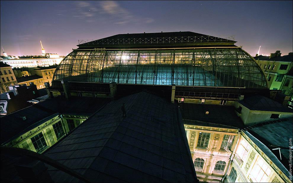 5418 Высотный Санкт Петербург