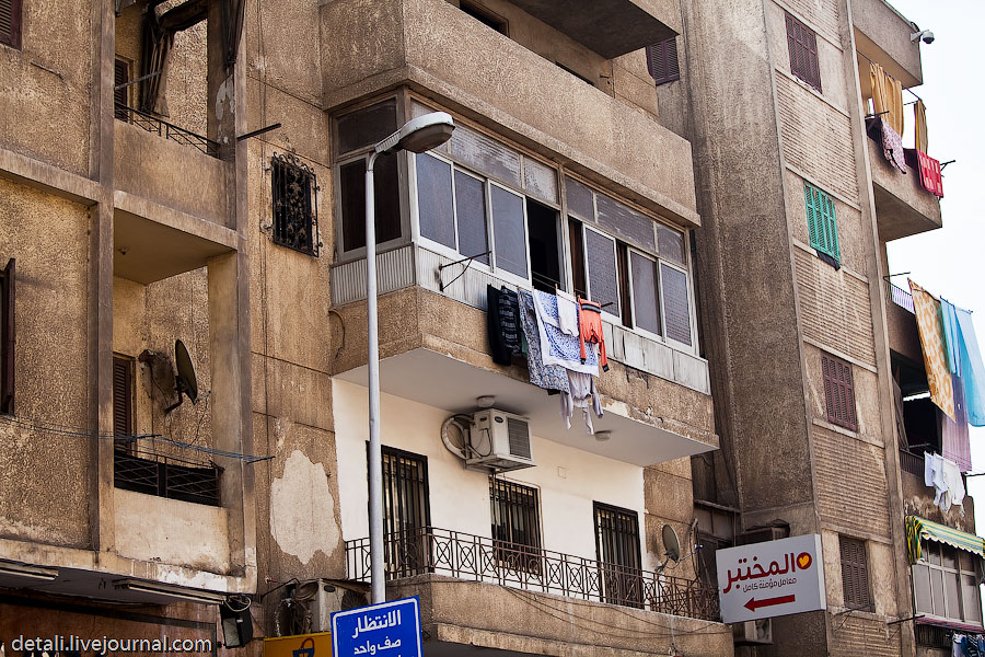 Каир нетуристический.