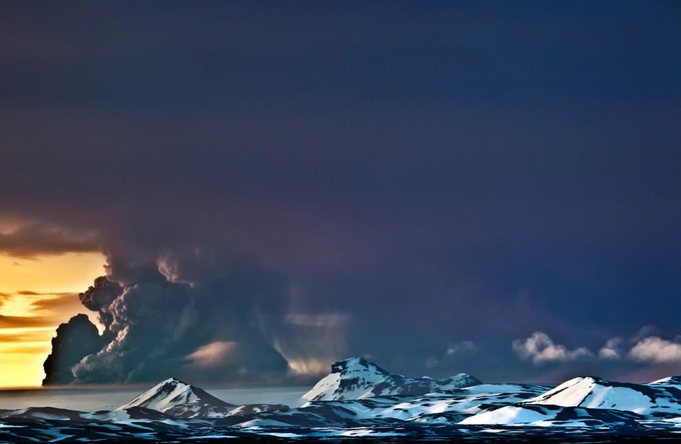 6170 990x645 Извержение исландского вулкана Гримсвотн (часть 2)