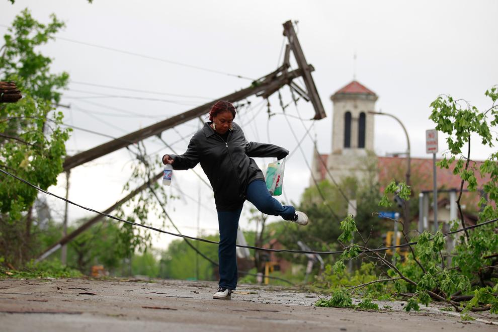 6172 Новый торнадо в США