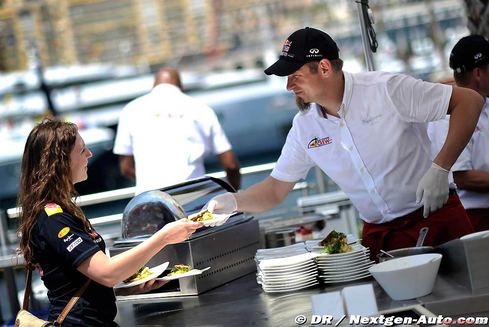 За кулисами Формулы-1, Монако 2011: подготовка