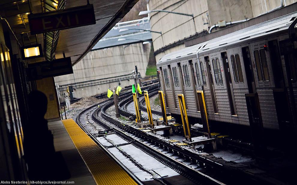 Все  метро Торонто. Часть 1