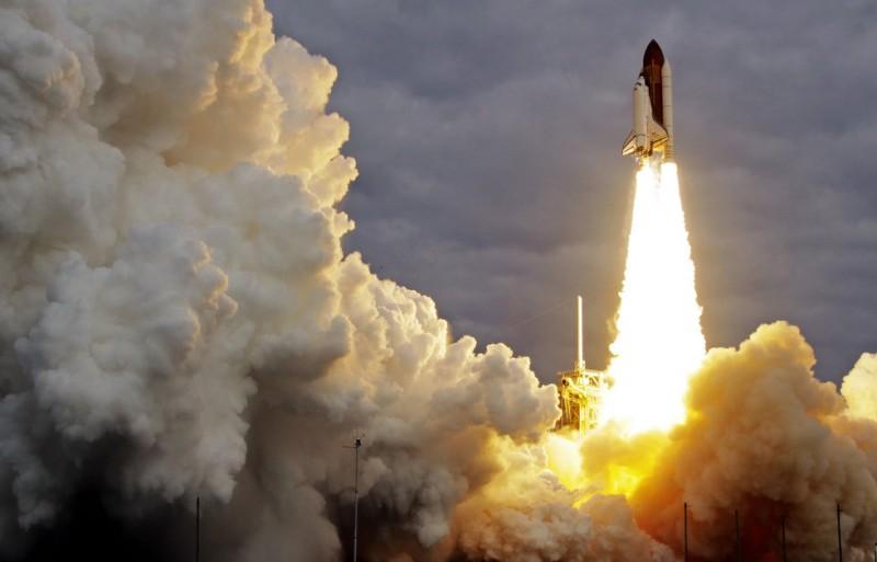 Шаттл «Эндевор» полетел в космос в последний раз