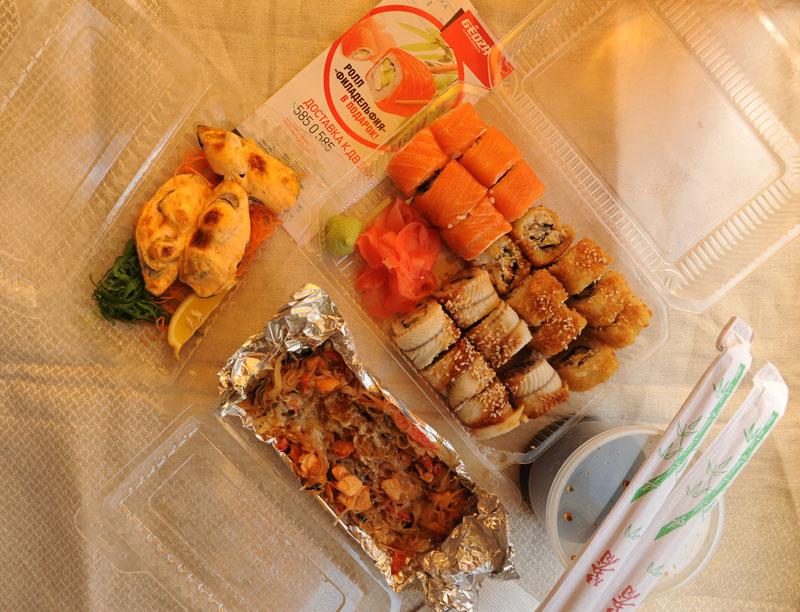Вся правда о доставке готовой еды в Москве: GЁDZA