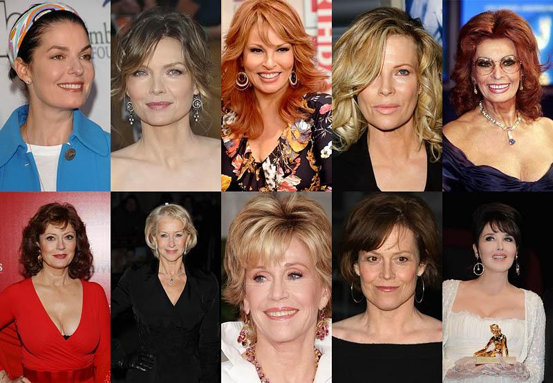 aid Прекрасные женщины старше 50