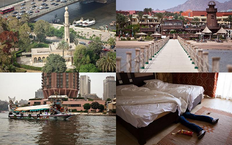 Каир нетуристический