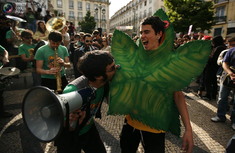 dope 002 Марши за легализацию марихуаны в разных странах мира