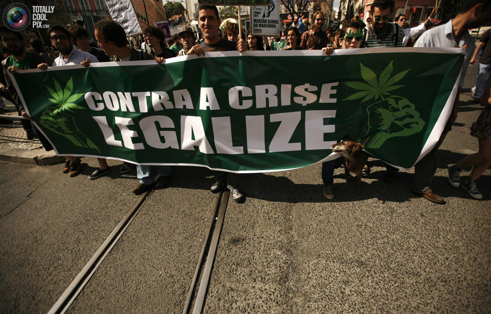 dope 007 Марши за легализацию марихуаны в разных странах мира