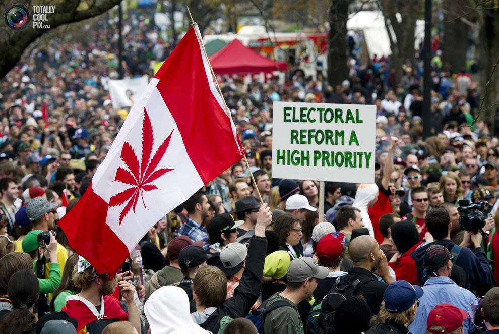 dope 022 Марши за легализацию марихуаны в разных странах мира