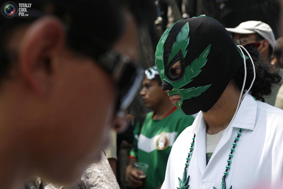 dope 024 Марши за легализацию марихуаны в разных странах мира