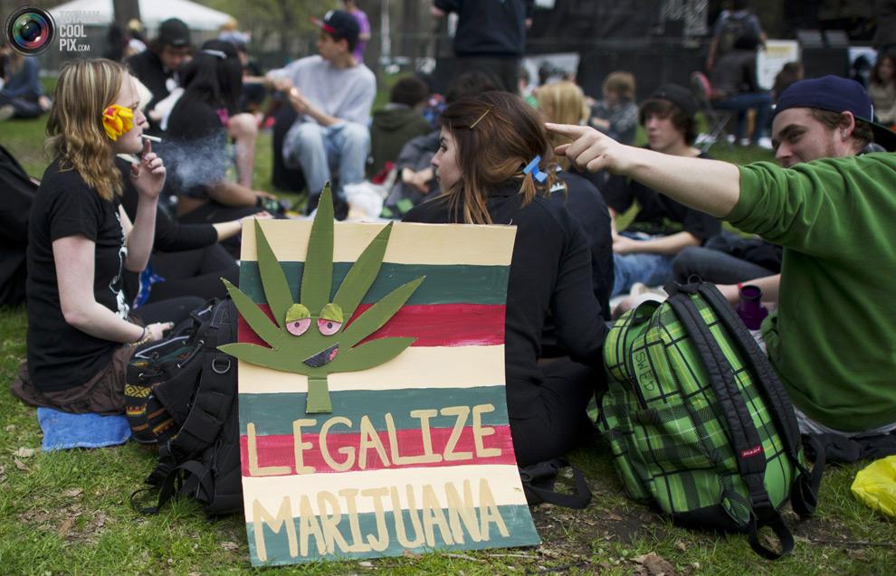 dope 026 Марши за легализацию марихуаны в разных странах мира