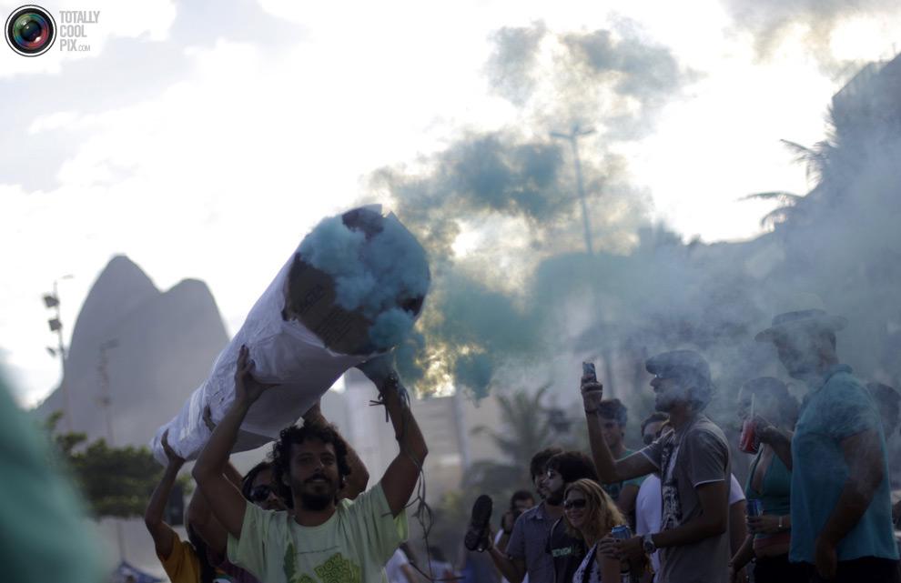 dope 031 Марши за легализацию марихуаны в разных странах мира