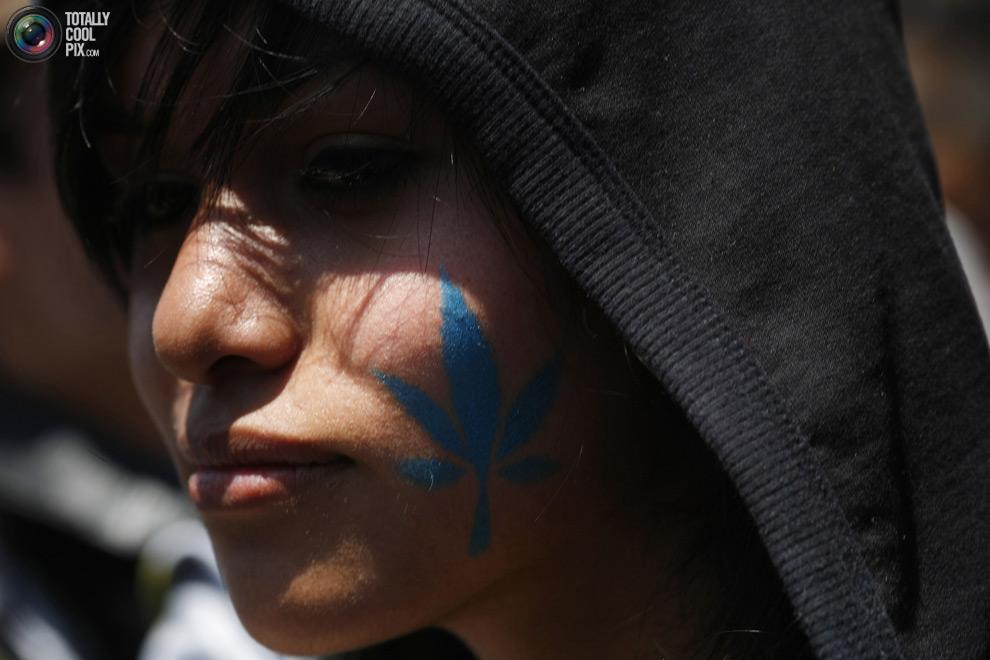 dope 032 Марши за легализацию марихуаны в разных странах мира