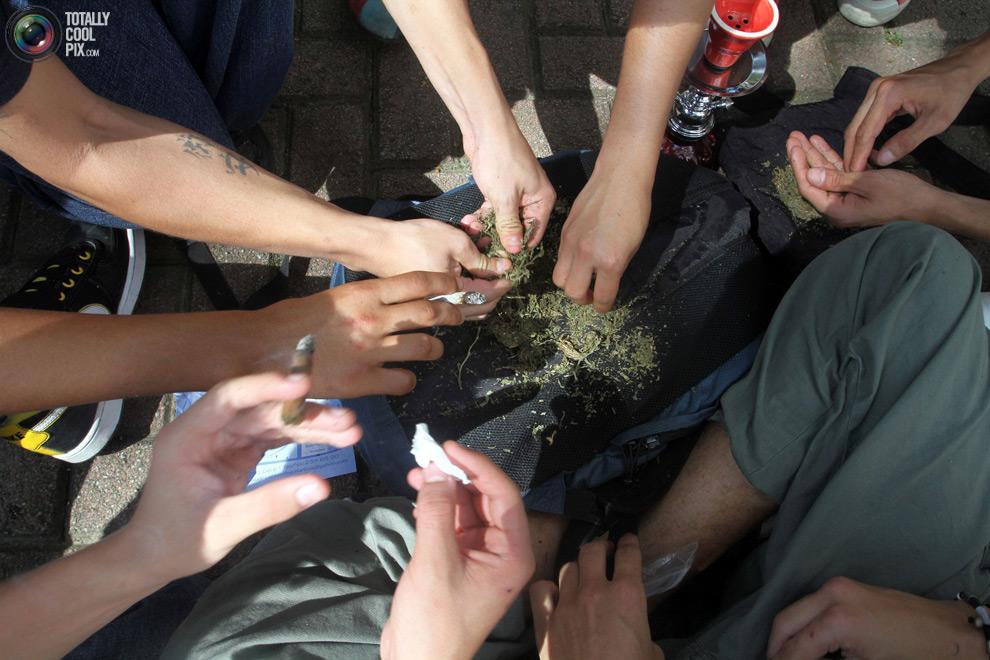 dope 040 Марши за легализацию марихуаны в разных странах мира